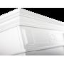 Каминокомплект Bianco 25 белый/шпон Дуб/шпон Венге/шпон темный дуб/шпон белёный дуб