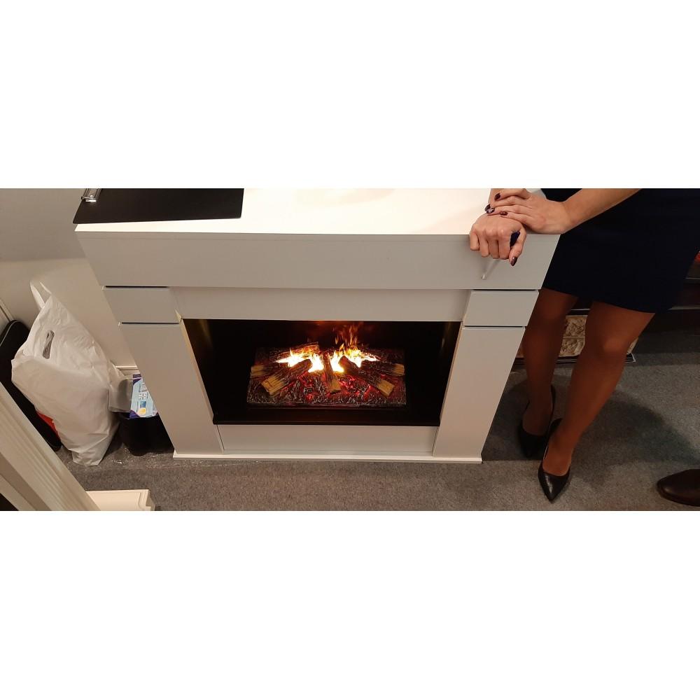 Электрокамин с эффектом живого пламени  Cassette 500 3D