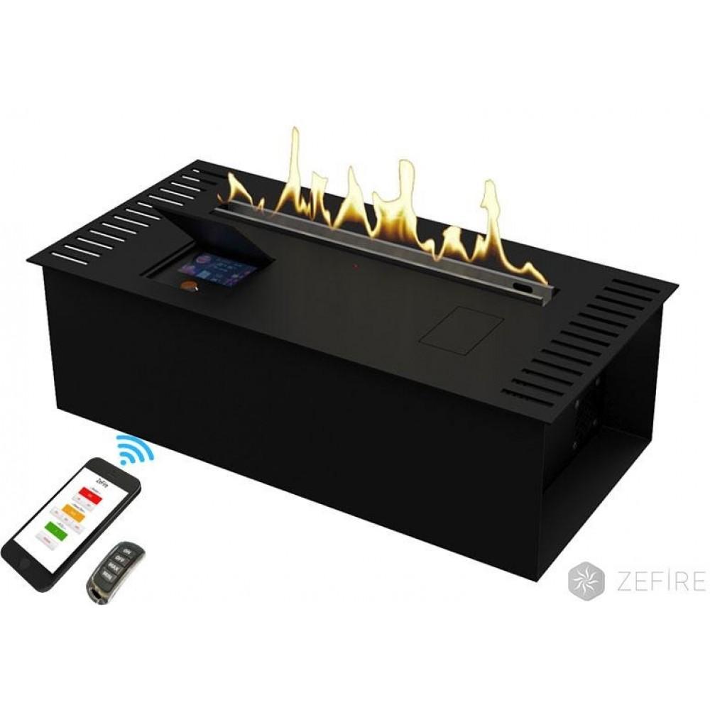 Автоматический биокамин ZeFire Automatic 1200 с ДУ