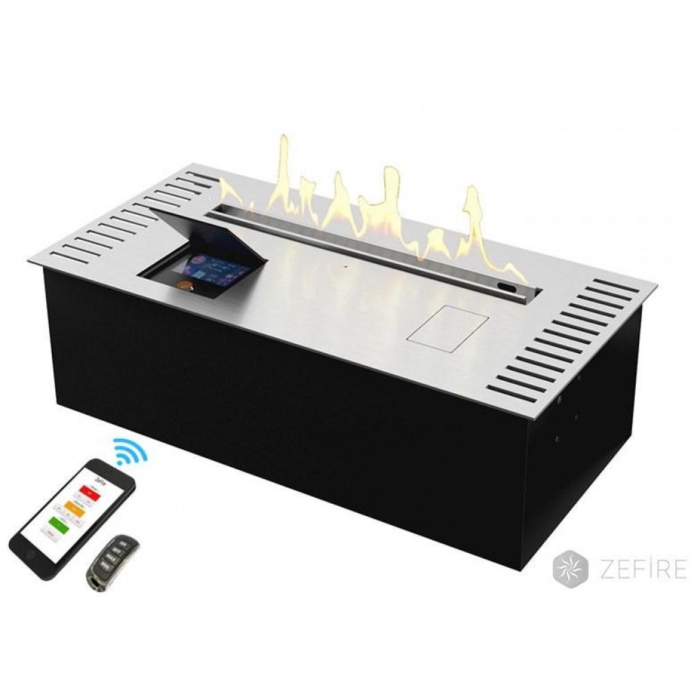 Автоматический биокамин ZeFire Automatic 1400 с ДУ