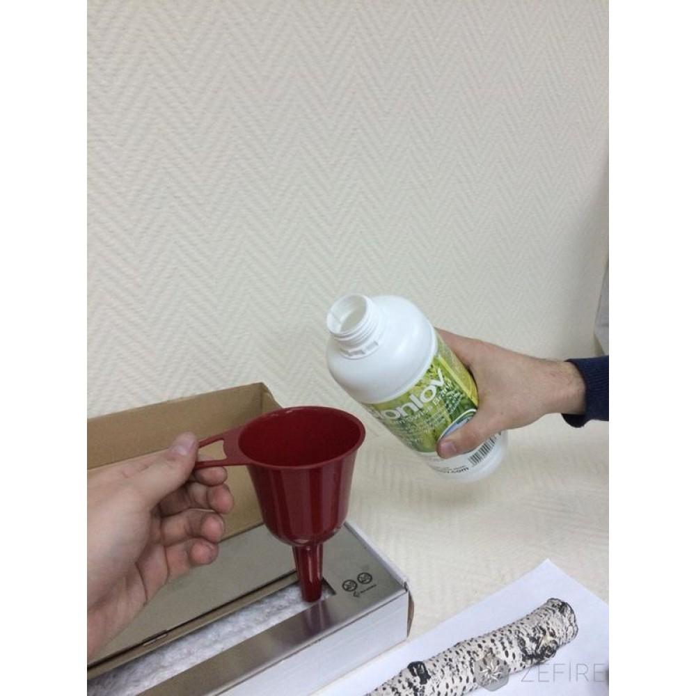 Воронка дозаправки биокамина