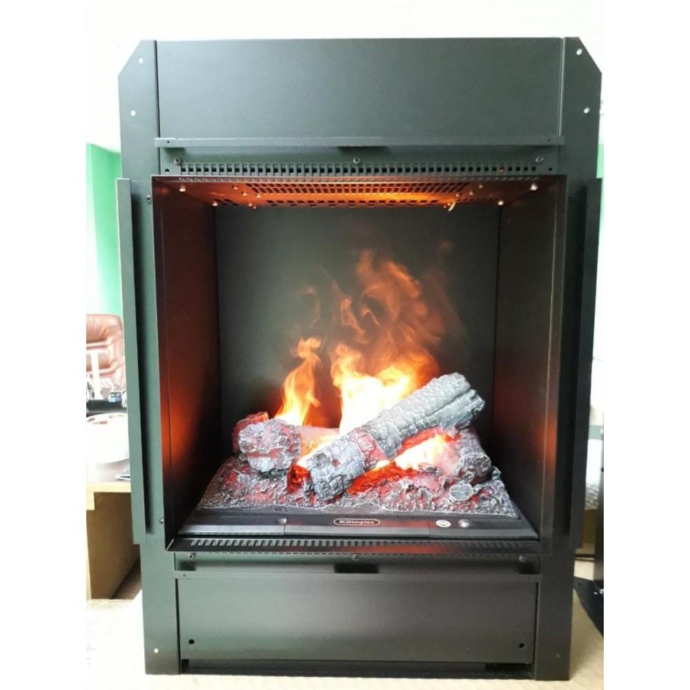 Электрокамин с эффектом живого пламени  Engine (56-400)