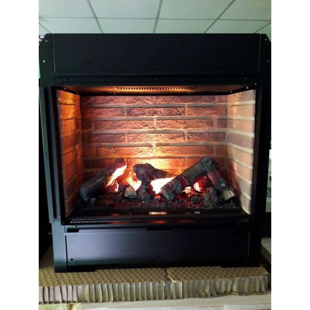 Электрокамин с эффектом живого пламени  Engine (56-600 BB)