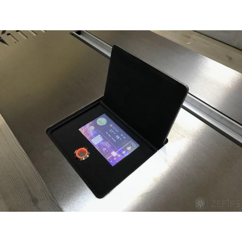 Автоматический биокамин ZeFire Automatic1 600 с ДУ